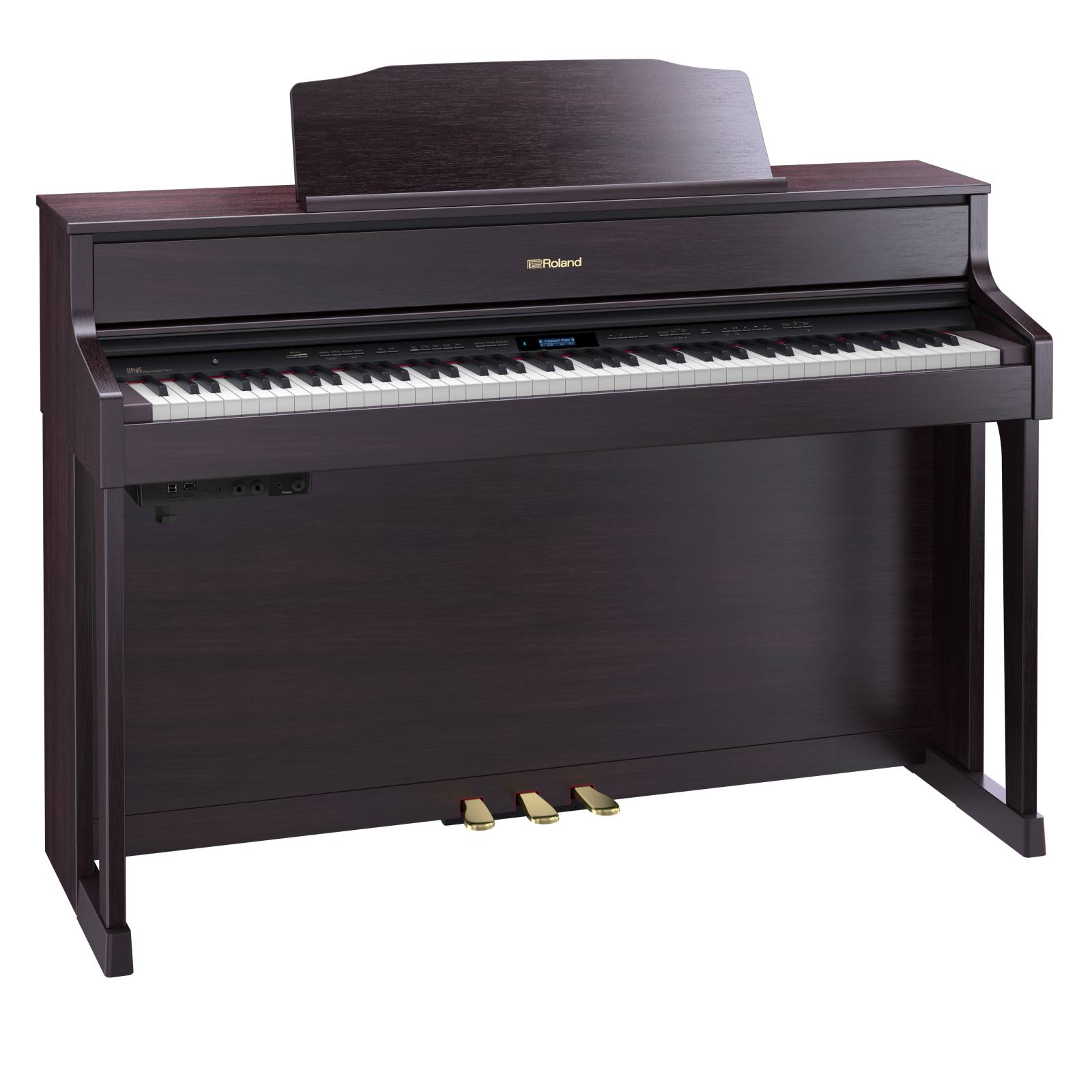 roland hp605 cr pianos num riques piano achat en. Black Bedroom Furniture Sets. Home Design Ideas