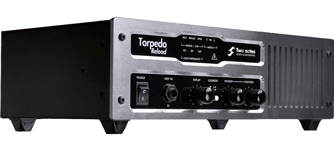 Two Notes Reload Box Re-amping