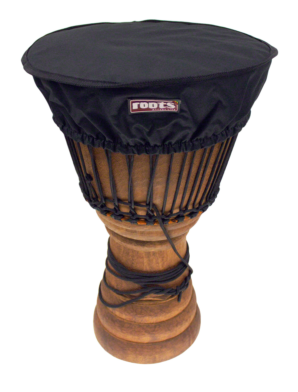 DJEMBE DELUXE HAT HEAD PROTECTION Ø 35-38 CM NYLON - BLACK