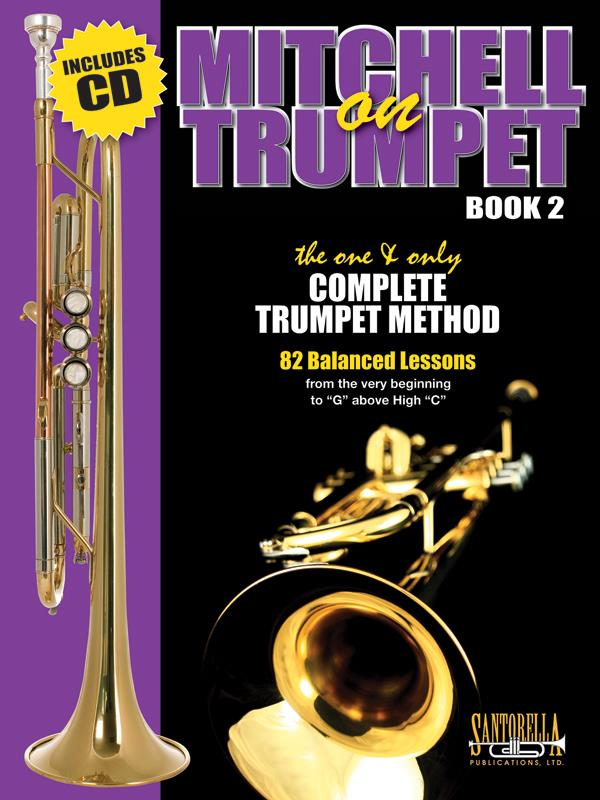 Mitchell Harold - Méthode Trompette Vol.2 + Cd