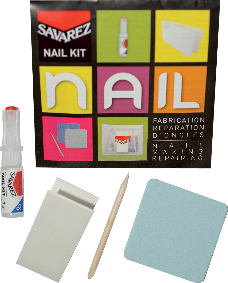 Savarez Nailkit Kit Reparation and Fabrication Pour Ongles