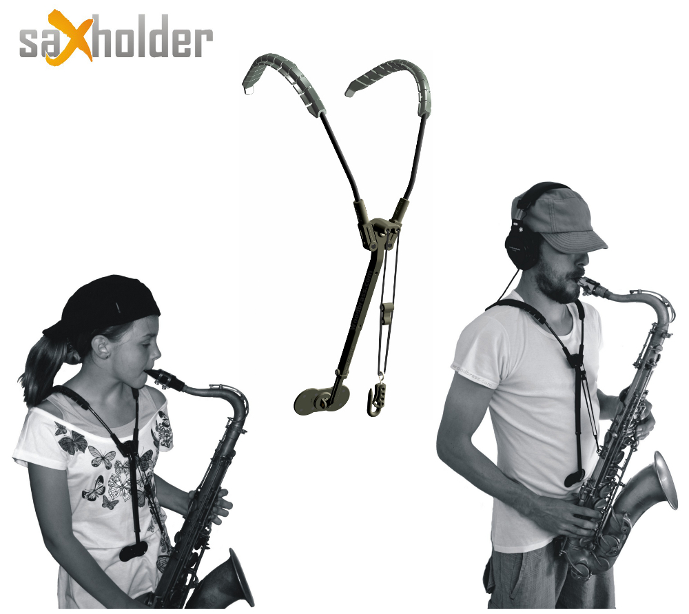 SAXHOLDER jazzlab saxholder saxophone harness saxophone buy online free