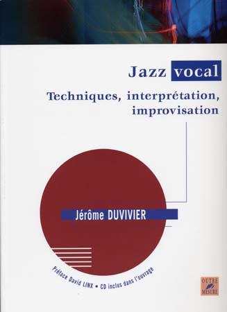 Duvivier J. - Jazz Vocal + Cd