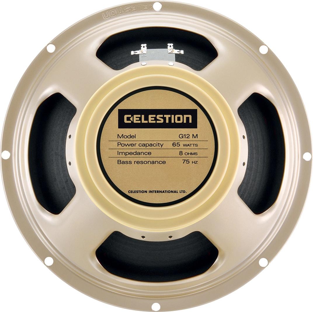 Celestion  G12m-65cream-8