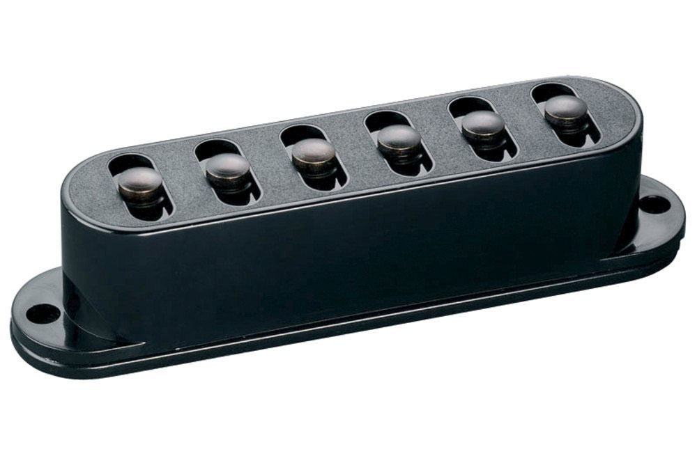 E-GUITAR PICKUP S6 ADJUSTABLE NOIR