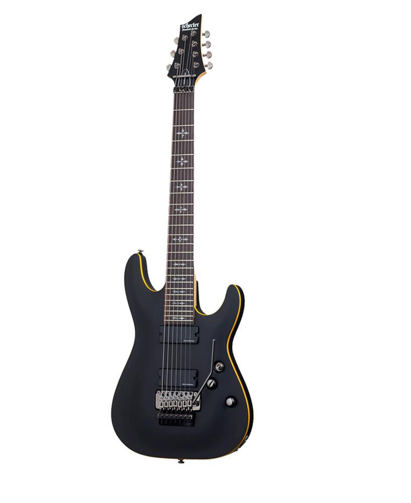 guitare vilac rose