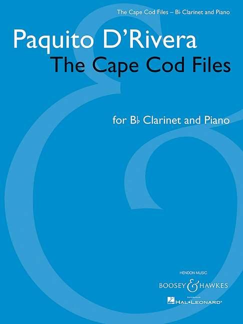 D'rivera P. - The Cape Cod Files - Clarinette