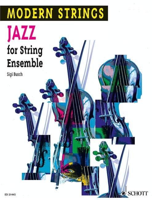 Busch S. - Jazz For String Ensemble - Ensemble Cordes - Violon 2