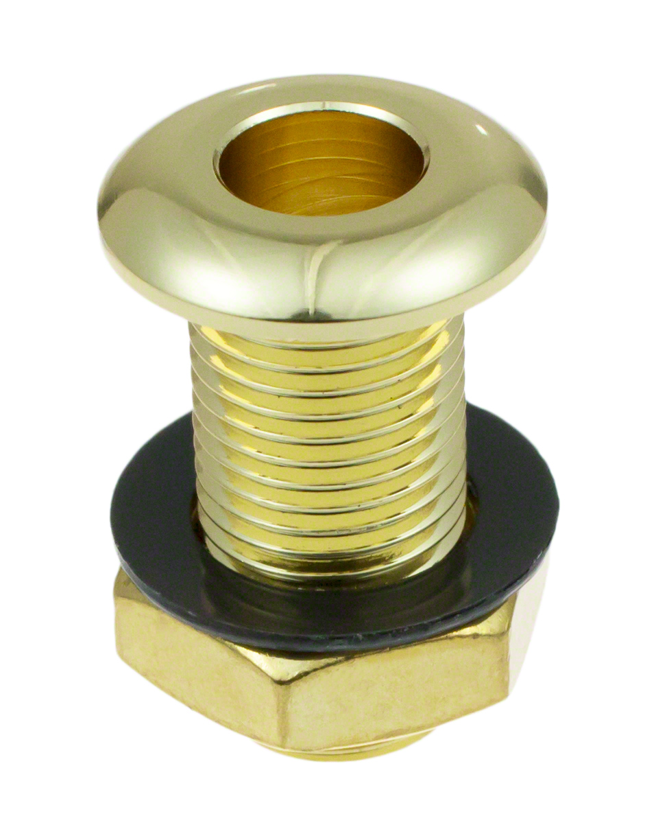 AVH3BR - AGUJERO DESCOMPRESION DORADO DIE CAST 30MM
