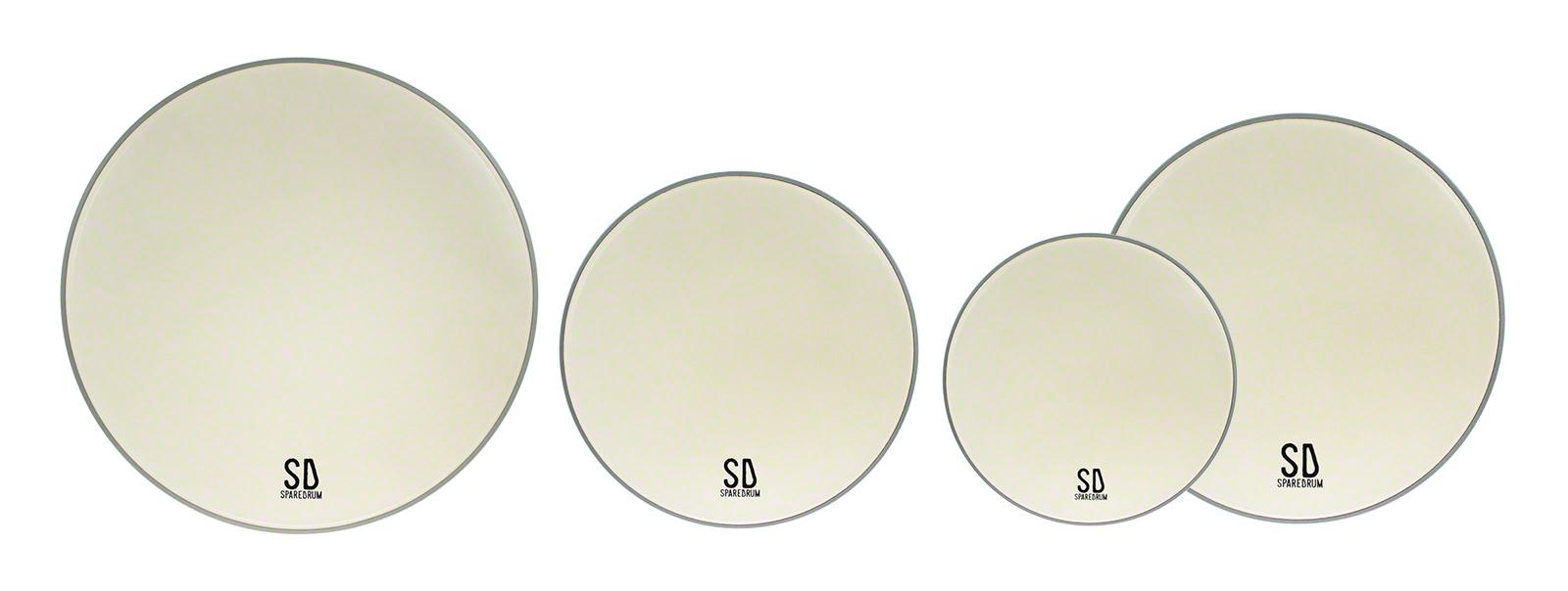 Sparedrum 10 12 16 cc 14 alverstone sablee stage pack