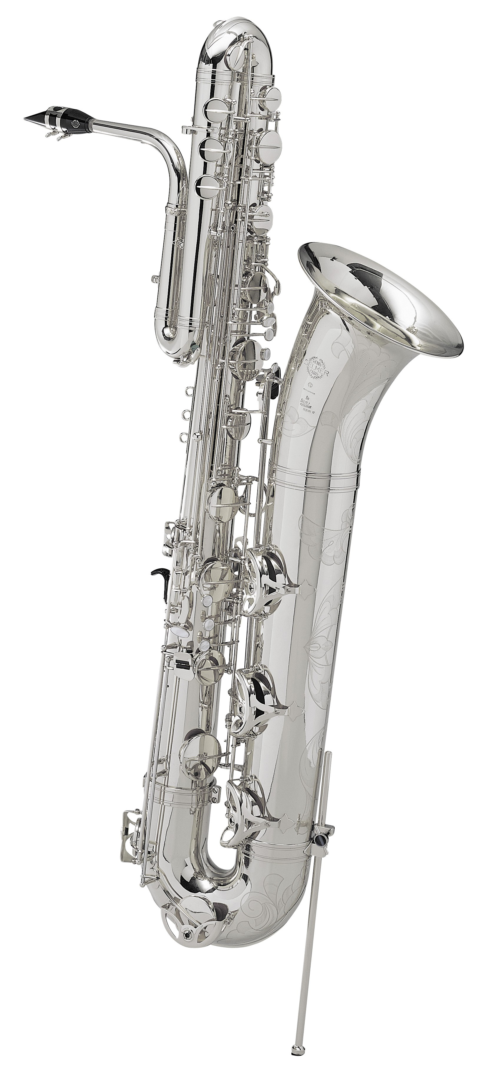 SUPER ACTION 80 SERIES II AG (SILVER PLATED ENGRAVED)