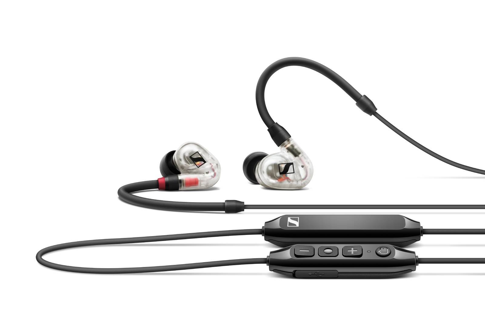 Sennheiser Ie 100 Pro Wiereless Black - Bluetooth