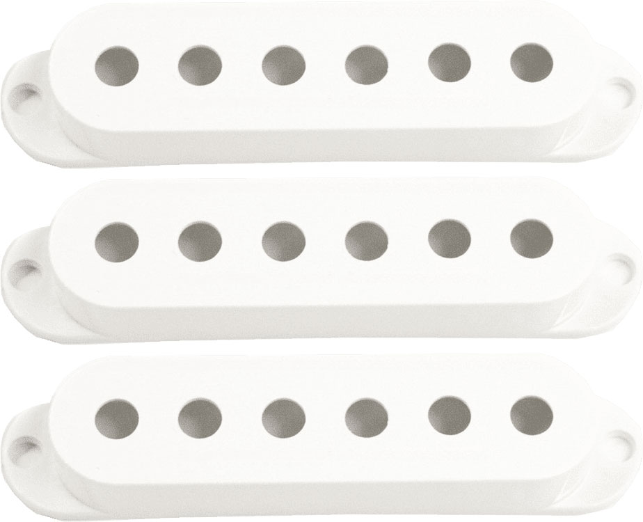 S-COVER-W-NOL - 3 X COVER S WHITE WITHOUT LOGO