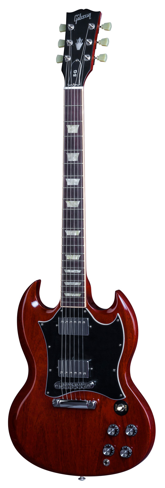 Gibson Sg Standard 2016 T Heritage Cherry + Housse