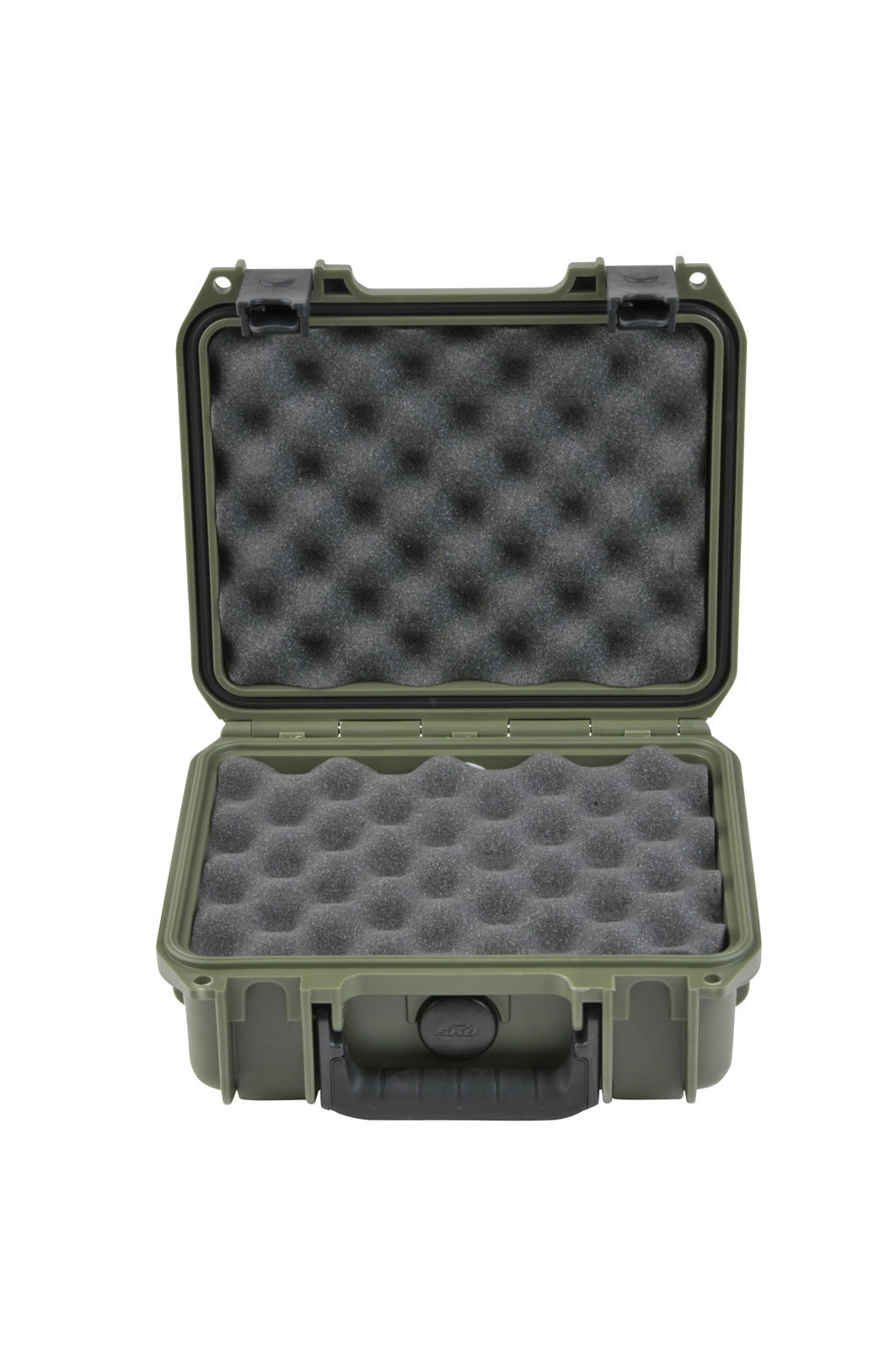 SPORTS GUNS PISTOL CASES 3I-0907-4M-L GREEN