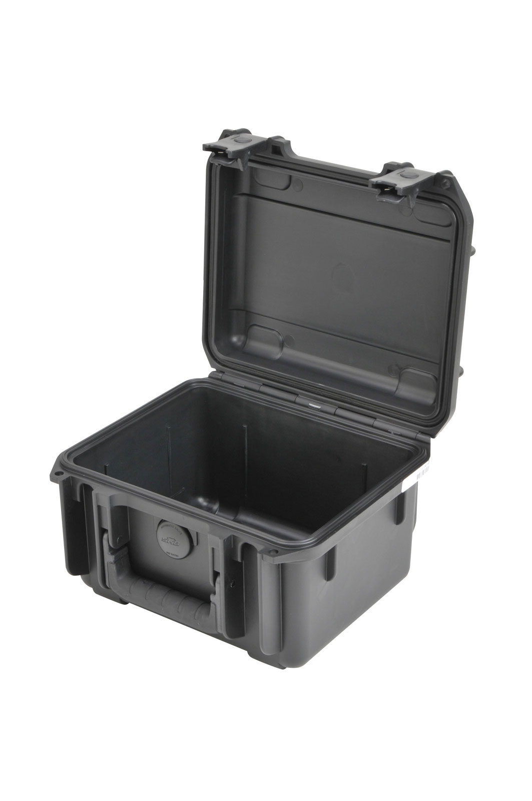 INDUSTRIAL SINGLE LID CASES 3I SERIES 3I-0907-6B-E BLACK