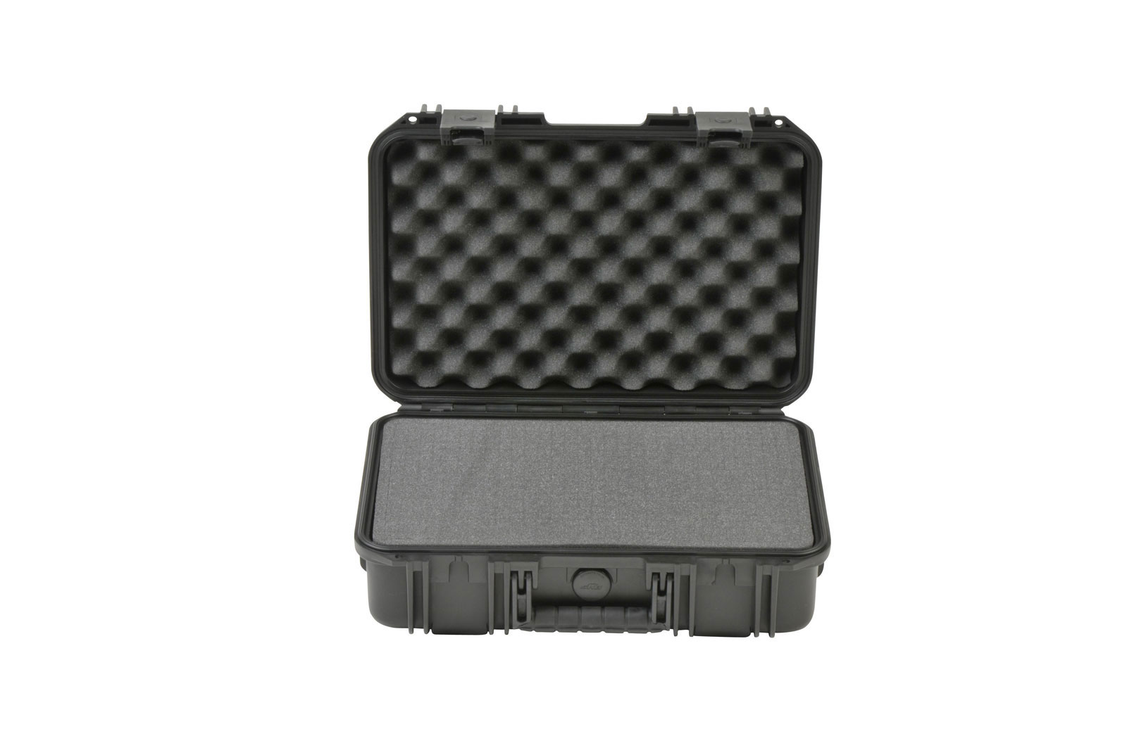 3I-1610-5B-C - UNIVERSAL WATERPROOF CASE 406 X 254 X 139 (89+50) MM WITH CUBED FOAM