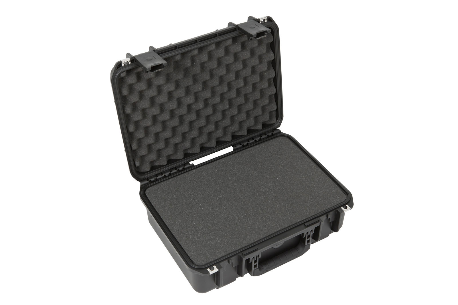 3I-1711-6B-C SKB UNIVERSAL WATERPROOF CASE 432 X 292 X 152 (108+44) MM WITH CUBED FOAM