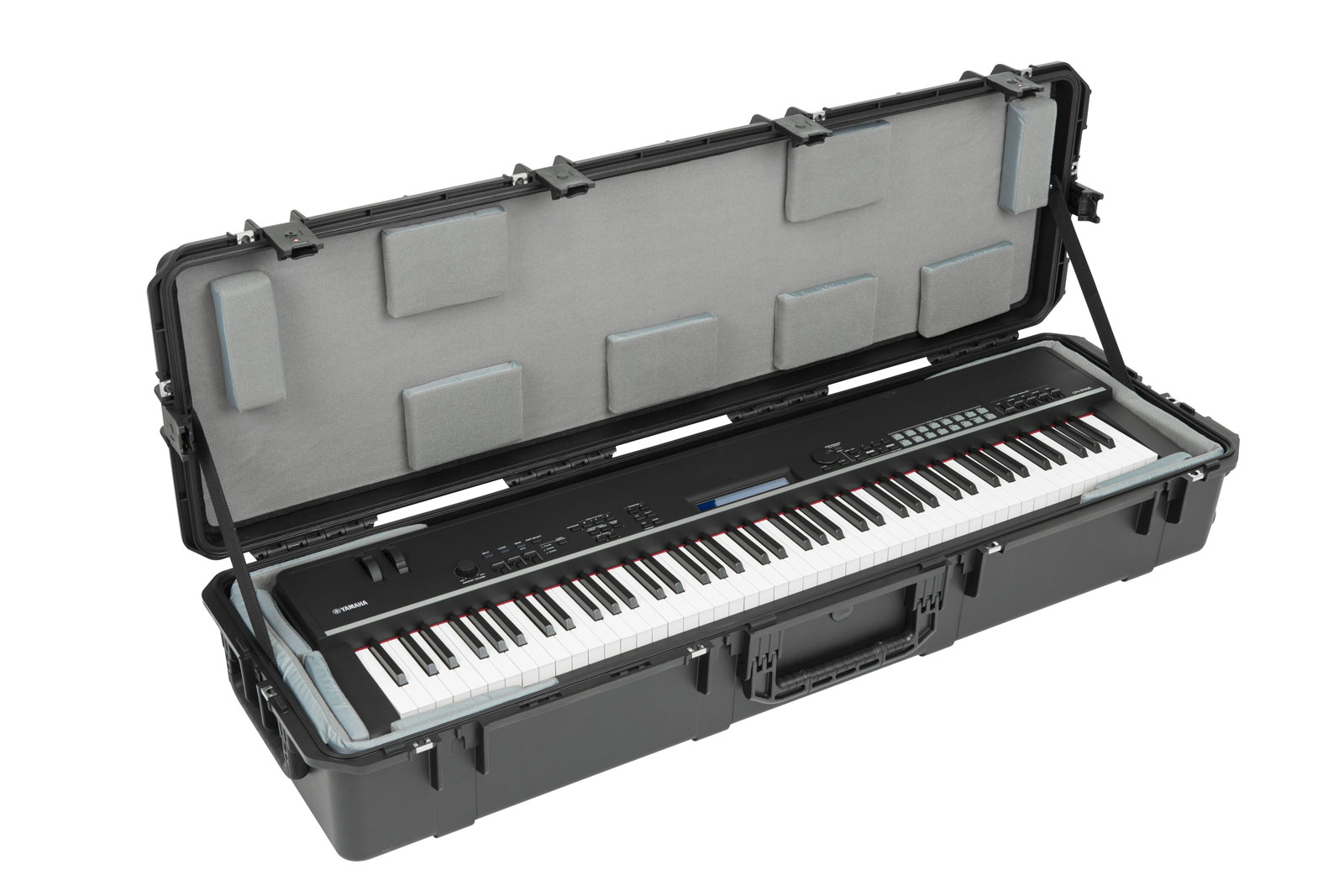 MUSIC KEYBOARD PRODUCTS 88 NOTE CASES 3I-5616-TKBD BLACK