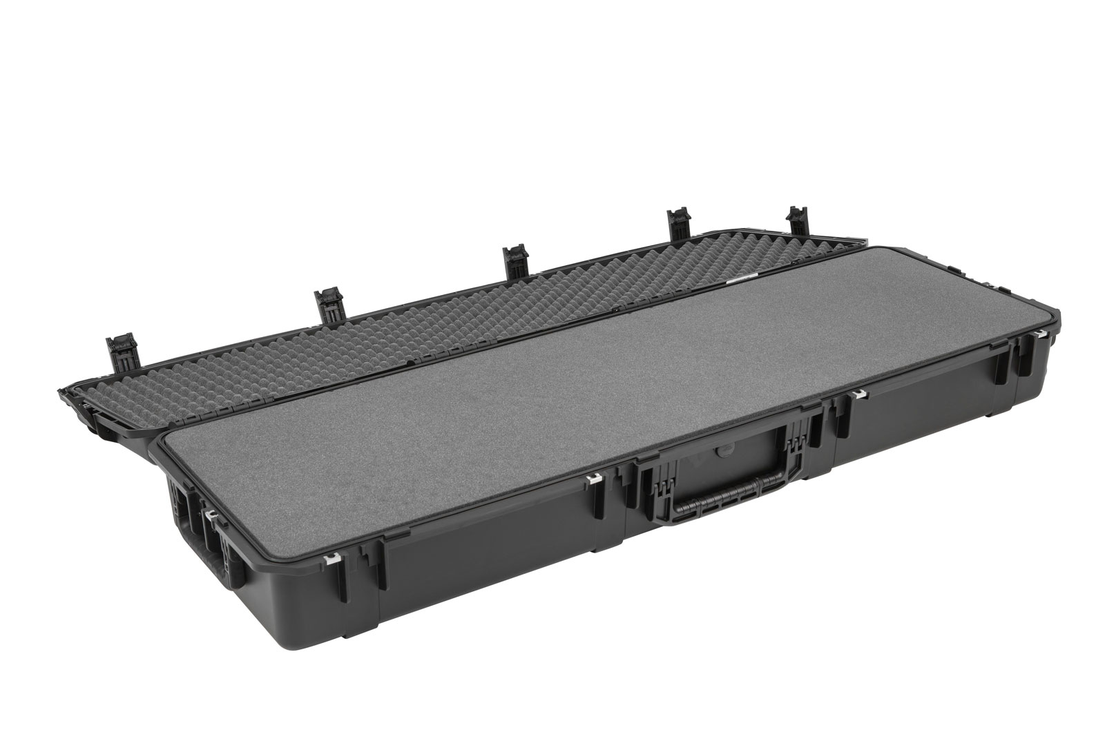 INDUSTRIAL SINGLE LID CASES 3I SERIES 3I-6018-8B-L BLACK