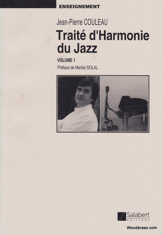 Couleau - Traite D'harmonie Du Jazz