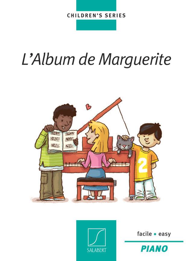 Album De Marguerite - Piano Facile