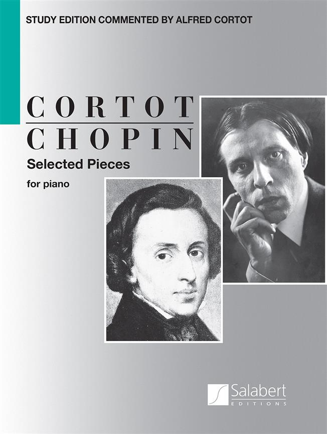 Chopin Frederic - Selected Pieces (cortot) - Piano