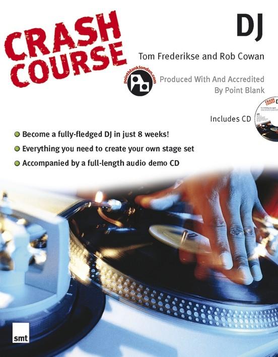 Cowan Ron - Crash Course - Djing - Turntables