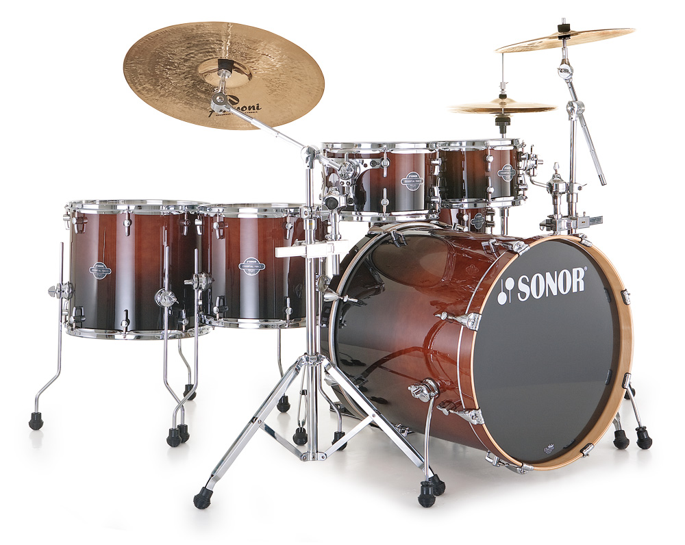 Sonor Esf11 - Essential Force Standard Stage 1 - Brown Fade