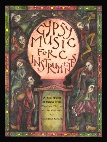GIPSY MUSIC FOR C INSTRUMENTS + CD