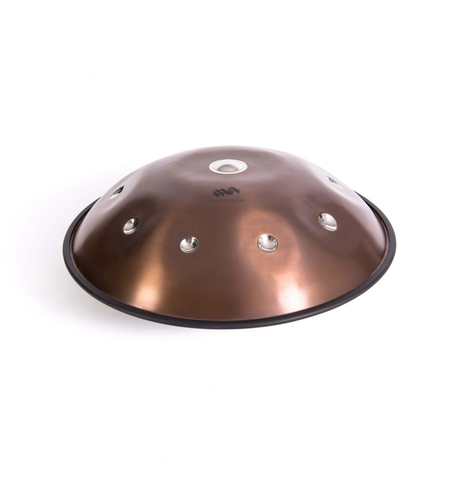 SPACEDRUM EVOLUTION SPACE11-2 HANDPAN 9 NOTES 60 CM MELOG SELIZIR + TAS