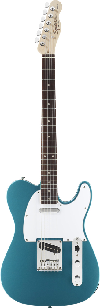 Squier By Fender Telecaster Lake Placid Blue Affinity