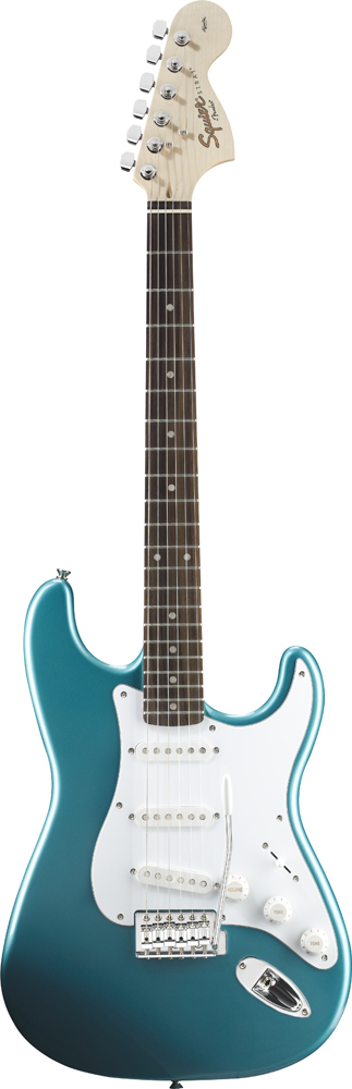 Squier By Fender Stratocaster Lake Placid Blue Affinity