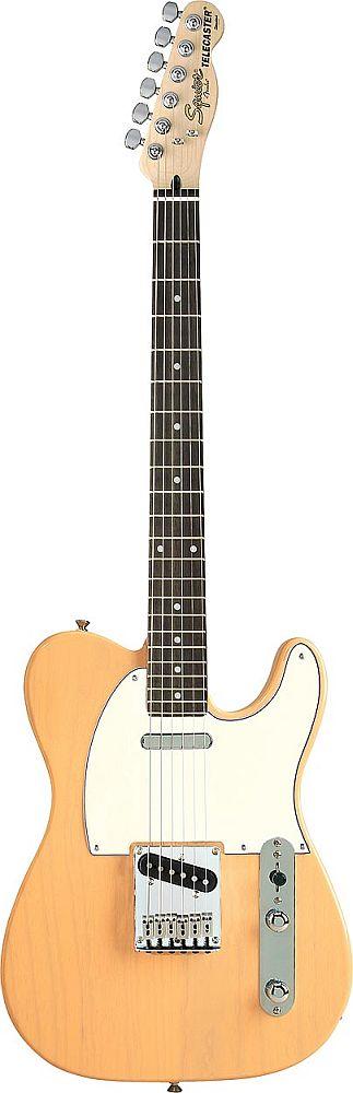 Squier By Fender Telecaster Vintage Blonde Standard