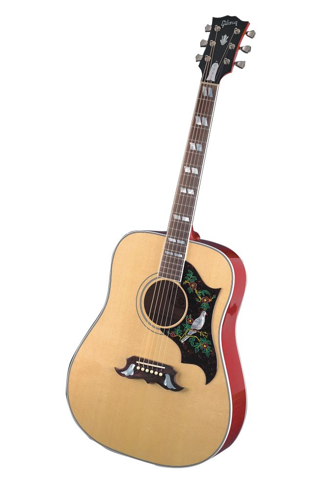 Megapost:  Guitarras acusticas.