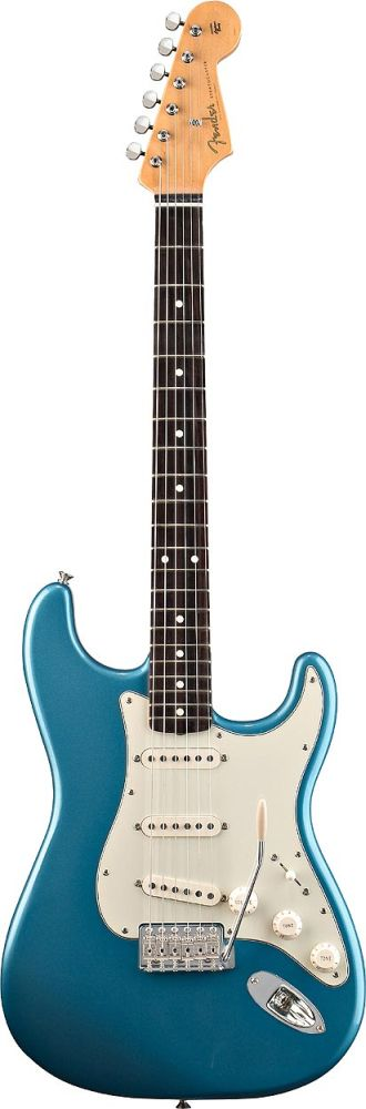 Fender Stratocaster Mexican Classic 60s Lake Placid Blue + Housse