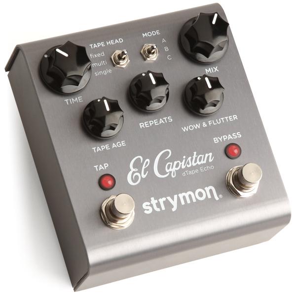 STRYMON EL CAPISTAN DELAY ECHO