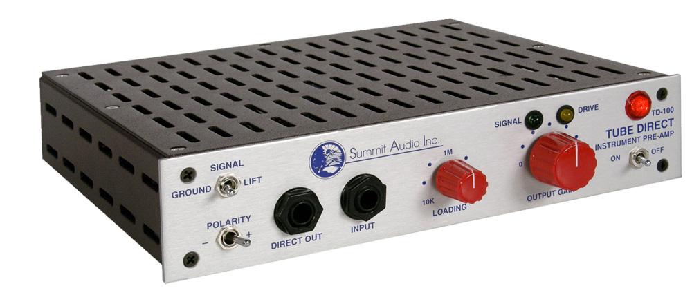 Summit Audio Td-100 Tube Direct