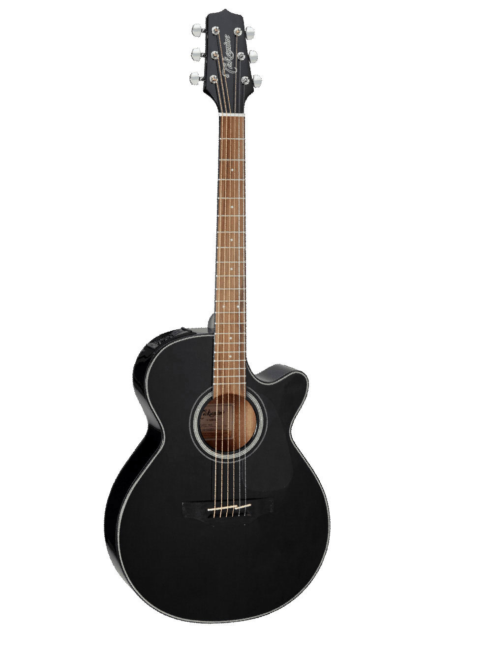 Fender Gf30ce Black