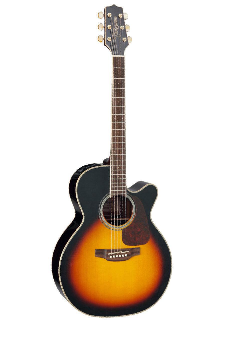 Fender Gn71ce Brown Sunburst