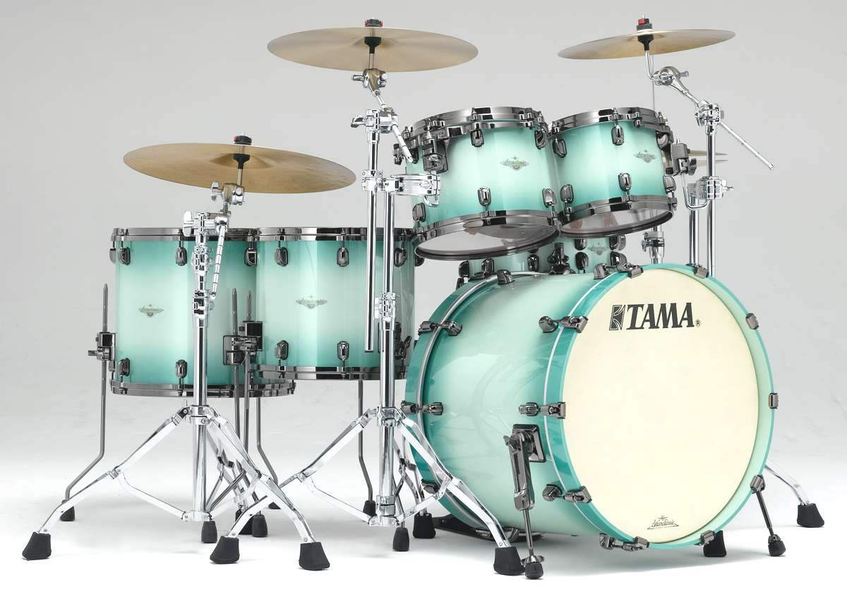 Ljb Drum Accessories : tama bg52zbns ljb starclassic bubinga 5 futs 22 10 12 14 16 sans hardware light jade burst ~ Vivirlamusica.com Haus und Dekorationen
