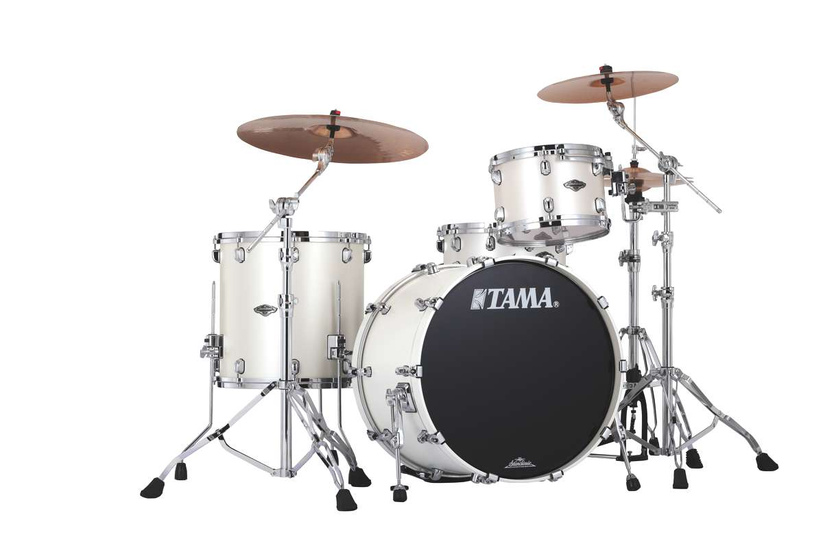Tama Pp32rzs-spw - Starclassic Performer B/b 3 Futs 22/12/16 Sans Hardware Satin...