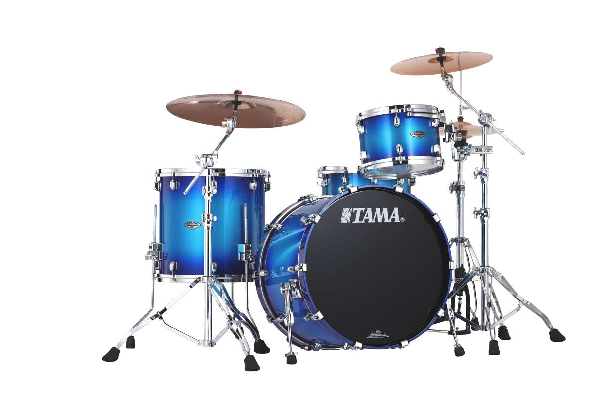 Tama Ps32rzs-twb - Starclassic Performer B/b 3 Futs 22/12/16 Sans Hardware...