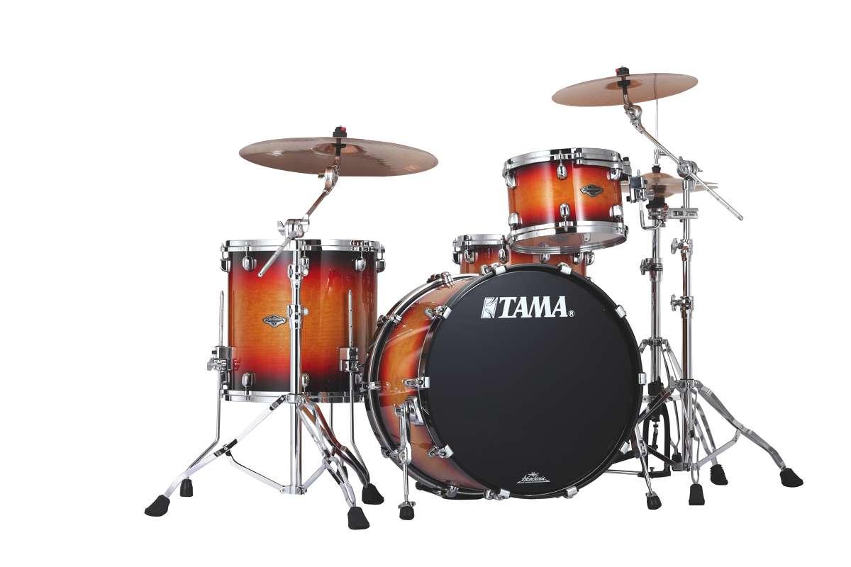 Tama Ps32rzs-tbt - Starclassic Performer B/b 3 Futs 22/12/16 Sans Hardware...