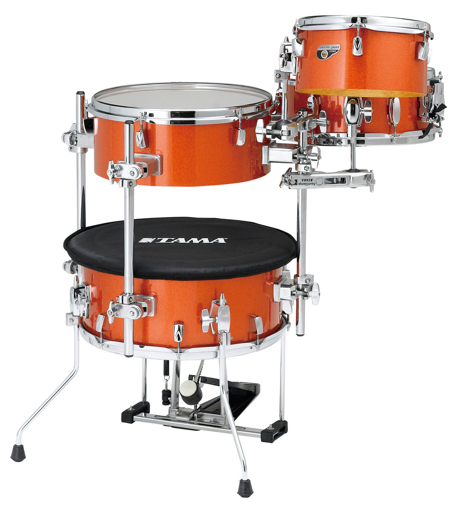 CJB46C-BOS - COCKTAIL-JAM + MCAX5366 BRIGHT ORANGE SPARKLE
