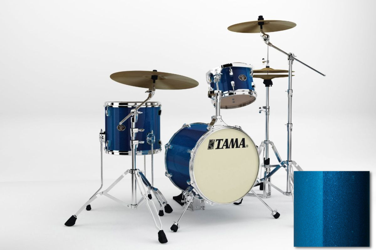 Drumset Gretsch Catalina Club Street Cc S264x Trs 4pc