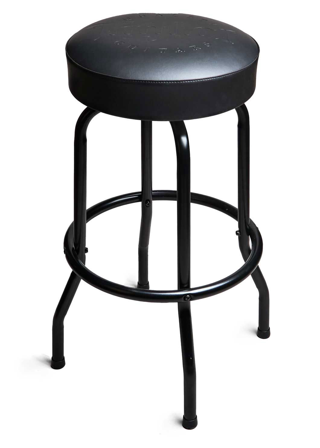 ACCESSORIES TAYLOR DELUXE BAR STOOL, BLACK 30