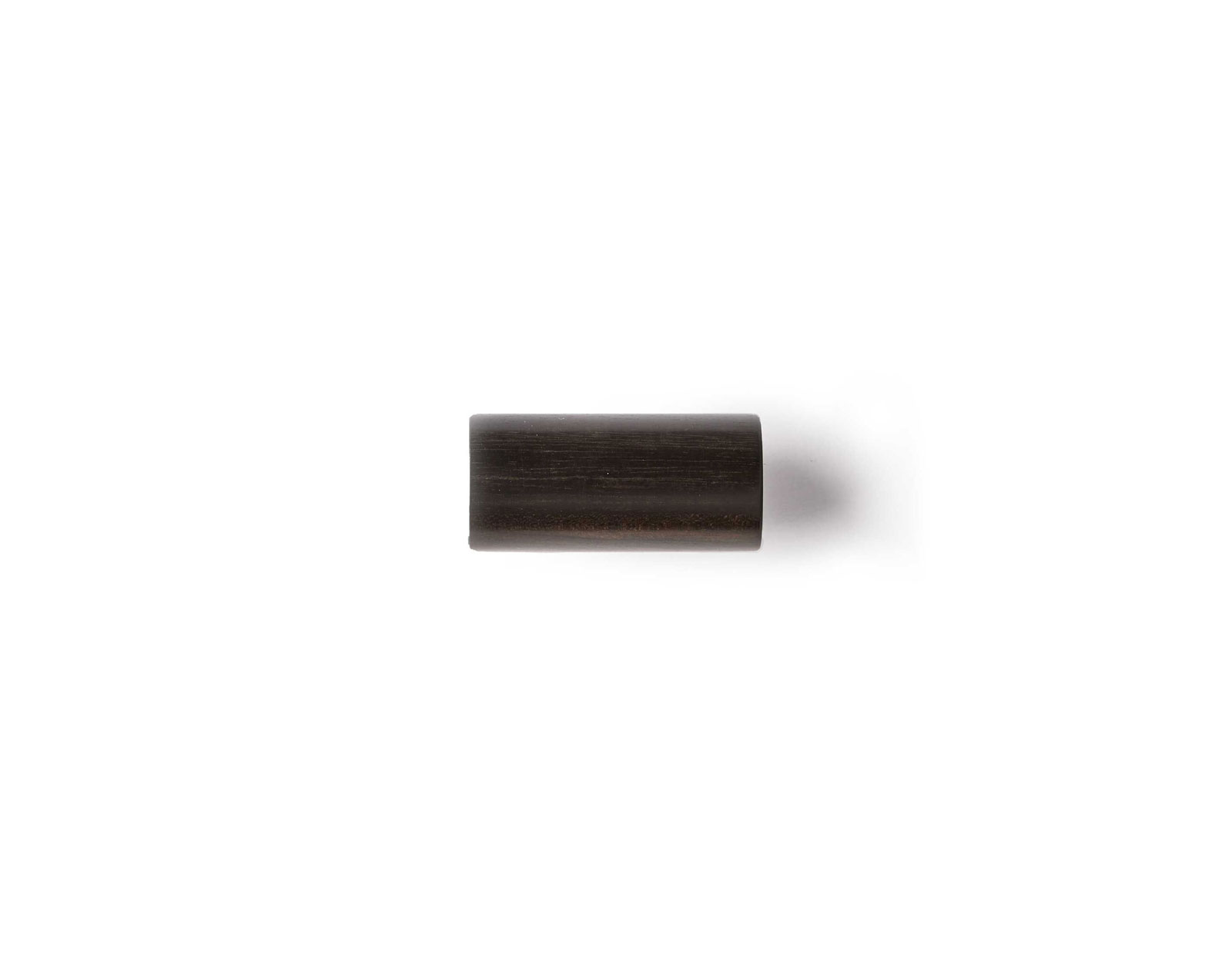GUITAR SLIDE EBONY SMALL 11/16