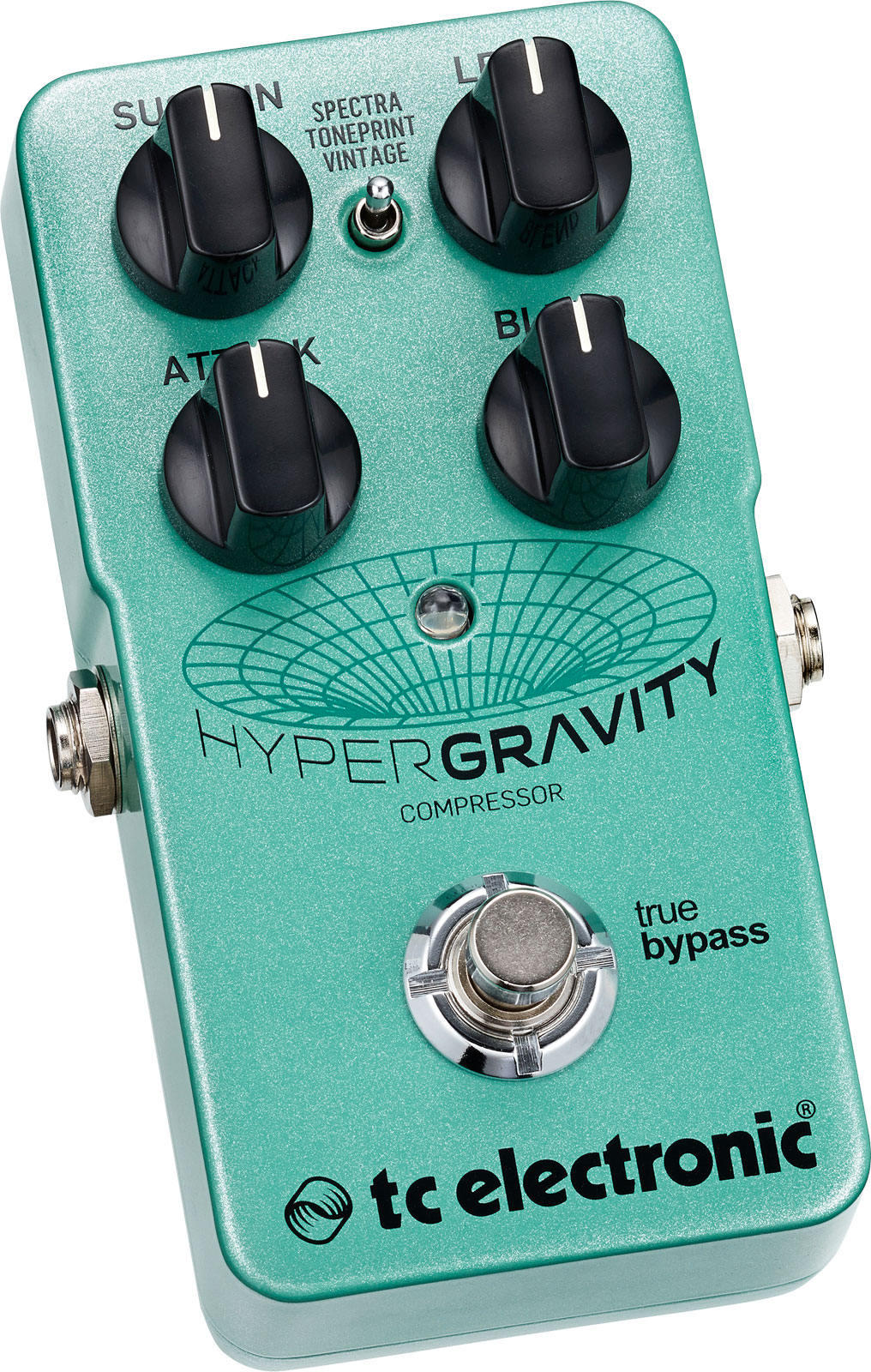 HYPERGRAVITY COMPRESSOR