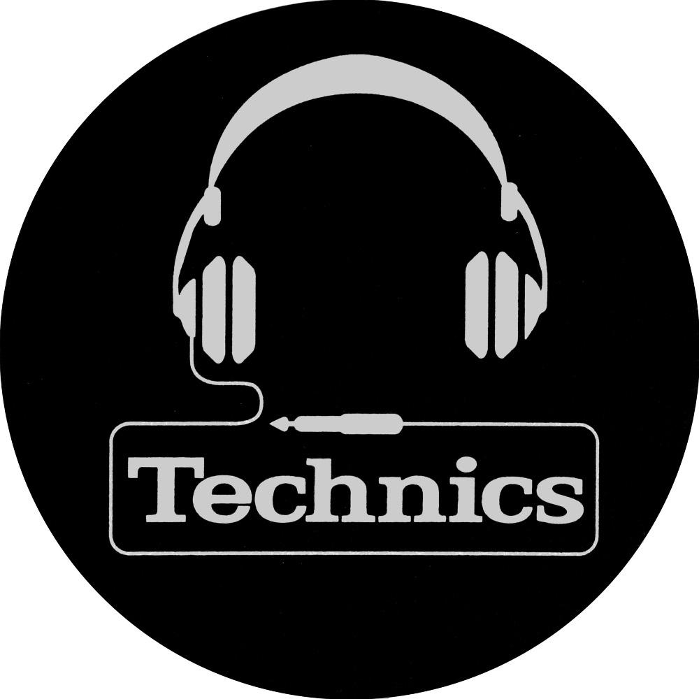 Dj Headphones Logo Dj tools - various accessories
